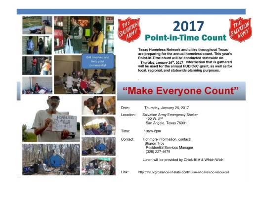 Homeless Awareness Day!